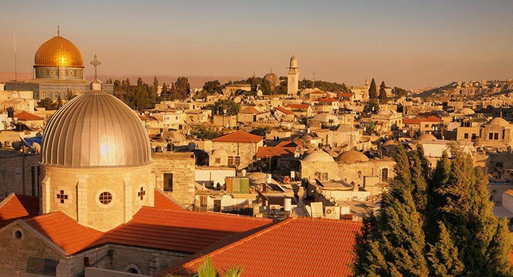 """Un """"centre récréatif"""" de l'époque romaine découvert à Jérusalem"""