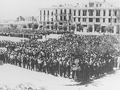 l histoire singuli re des juifs de salonique alliance le