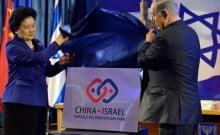 La Chine et Israël discutent d'un accord de libre-échange