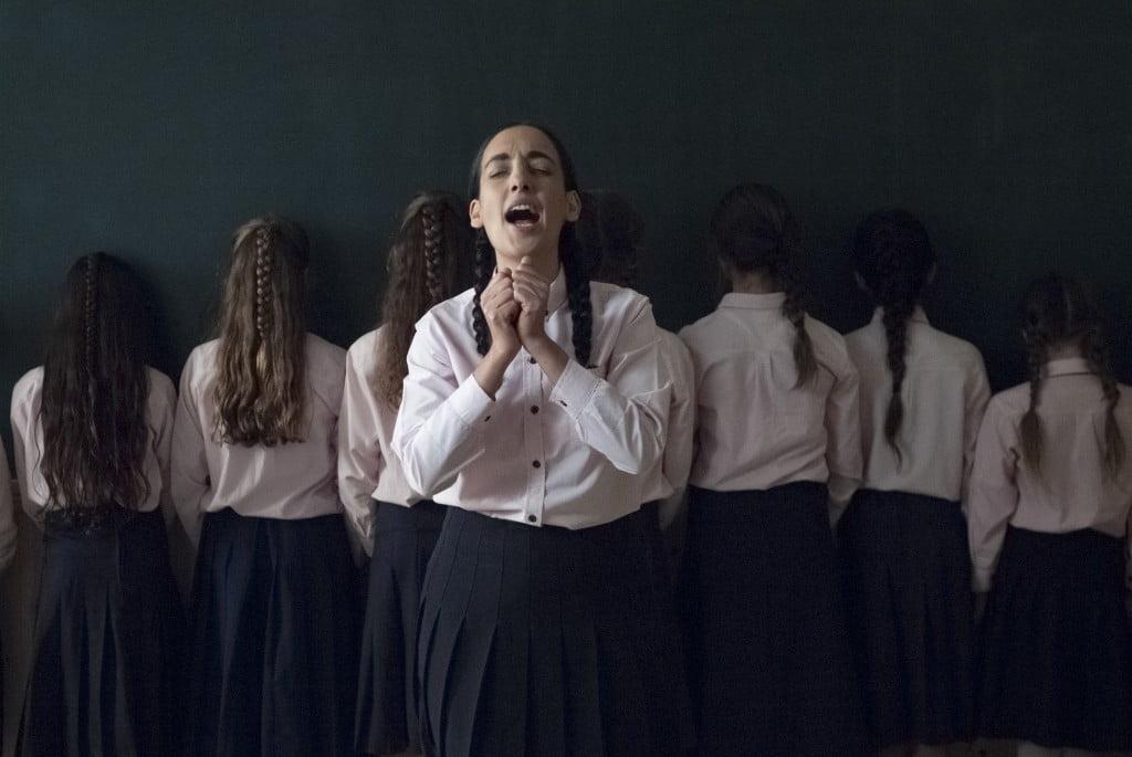 Victoria-Hanna et son rap Kabbalitisque