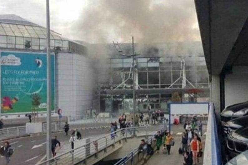 Attentat à l'aéroport de Bruxelles