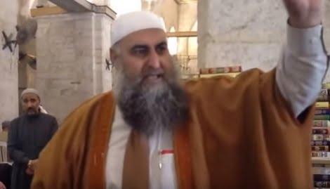 le cheikh Omar Abou Sara