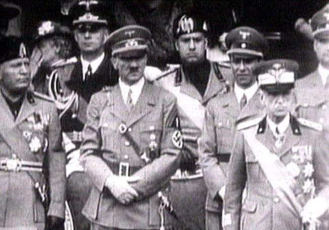 Le régime nazi