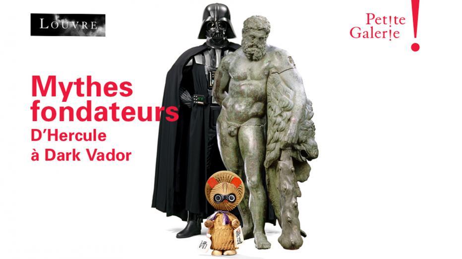 Les mythes fondateurs au Louvre