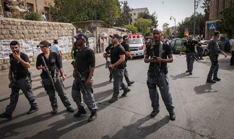 Les forces de police
