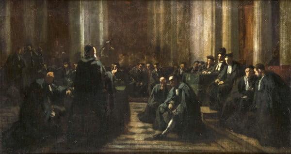 Édouard Moyse : peintre de la vie juive au XIXe siècle