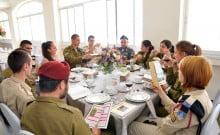 Tsahal célèbre Pessah l'armée d'Israël