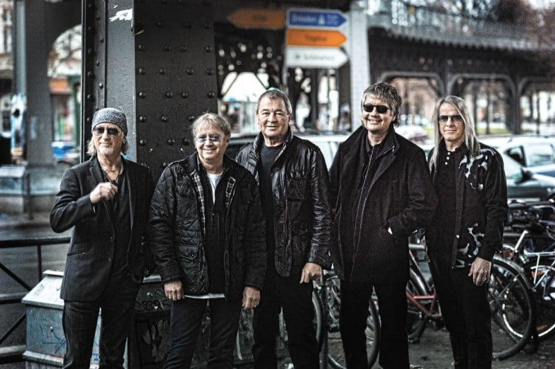 Deep Purple en concert cet été en Israël