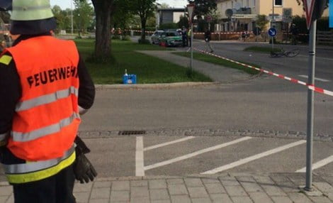 Attaque terroriste à Grafing en Allemagne