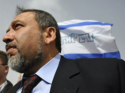 Avidgor Lieberman extreme droite israélienne au pouvoir à nouveau