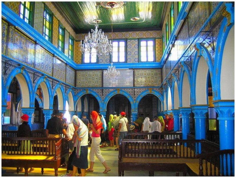 La-Synagogue-de-la-Ghriba-Djerba-Tunisie
