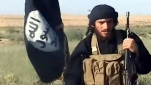 Muhammad-al-Adnani, porte-parole de Daesh