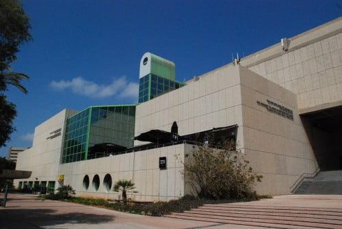 Le musée de la Diaspora à Tel Aviv