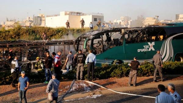 L'attentat à la bombe du 18 avril a fait 19 blessés