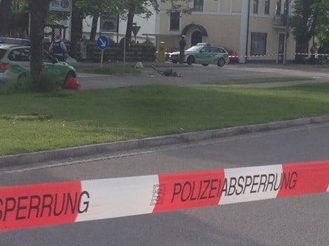 Attentat au couteau à Grafing en Allemagne