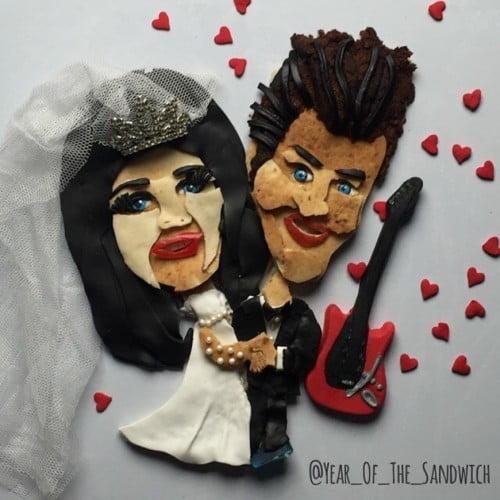 Gilat Orkin: le mariage de Elvis et Pricillia Presley