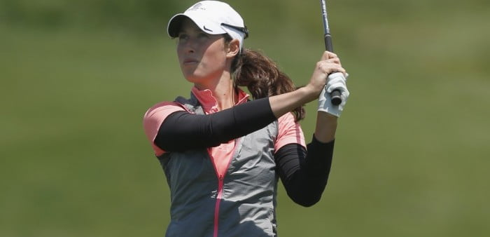 la golfeuse israélienne Laetitia Beck