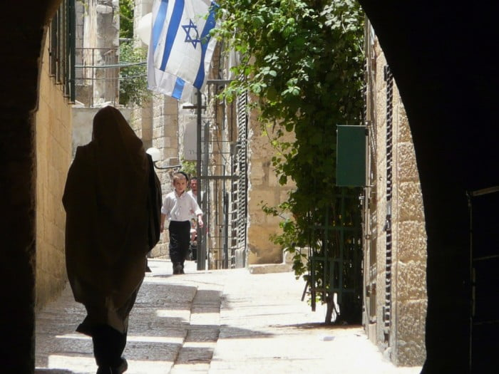 Le quartier juif