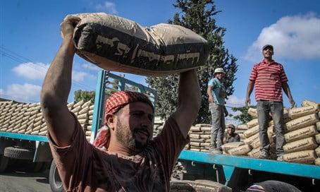 Le transfert de ciment vers Gaza a repris