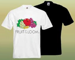 Les Tee-shirts Fruit of the Loom à nouveau