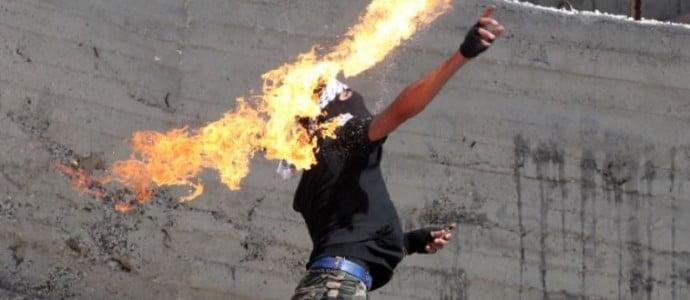 Neuf israéliens sauvés de Ramallah après l'incendie de leur véhicule