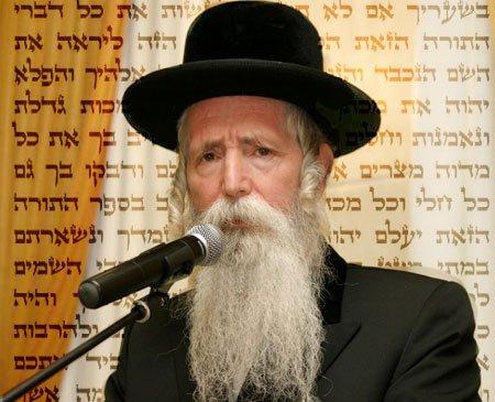 "Rav_Grossman, également appelé le ""Disco Rabbi"""
