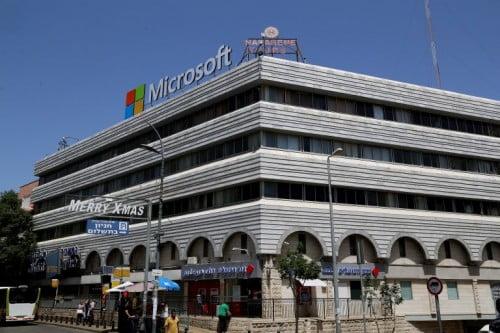 Un nouveau centre Microsoft de recherche et développement à Nazareth