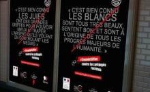 Campagne pub anti préjugés racistes dans le métro