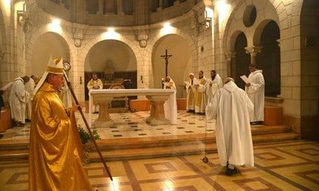 Un monastère en Israël