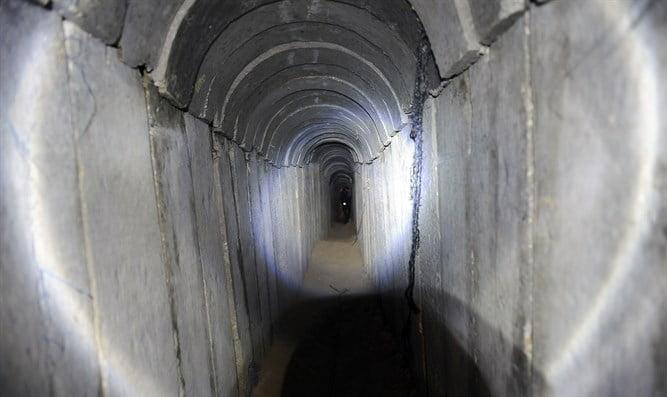 Nouvelles informations au sujet des tunnels terroristes a Gaza