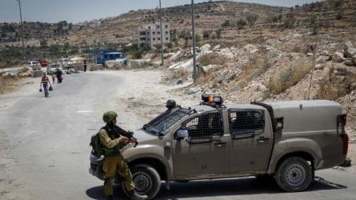 Le village palestinien de Yatta