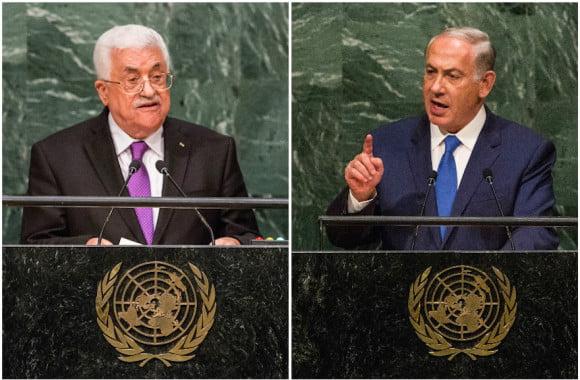 Israël : Dans une vidéo, Netanyahu adresse un message ferme à Abbas
