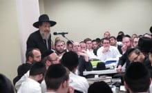 Rabbi Ben Tsion Hacohen Kook