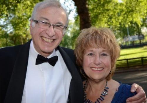 Sharon et son mari Stephen