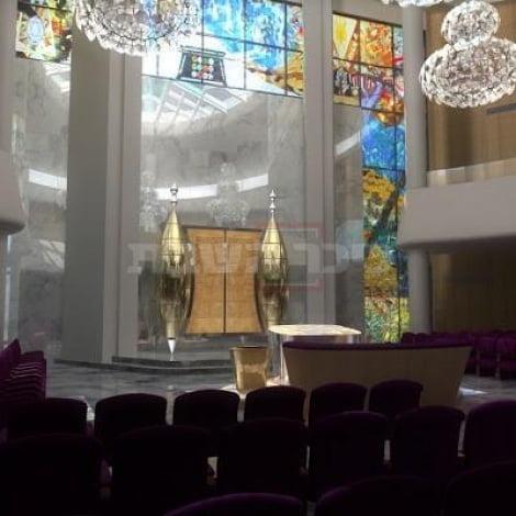 Une synagogue à Caracas