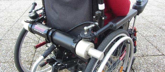 Israël : Un nouveau fauteuil roulant electrique à petit prix