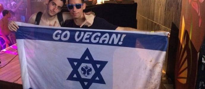 Envisager de devenir vegan en Israel