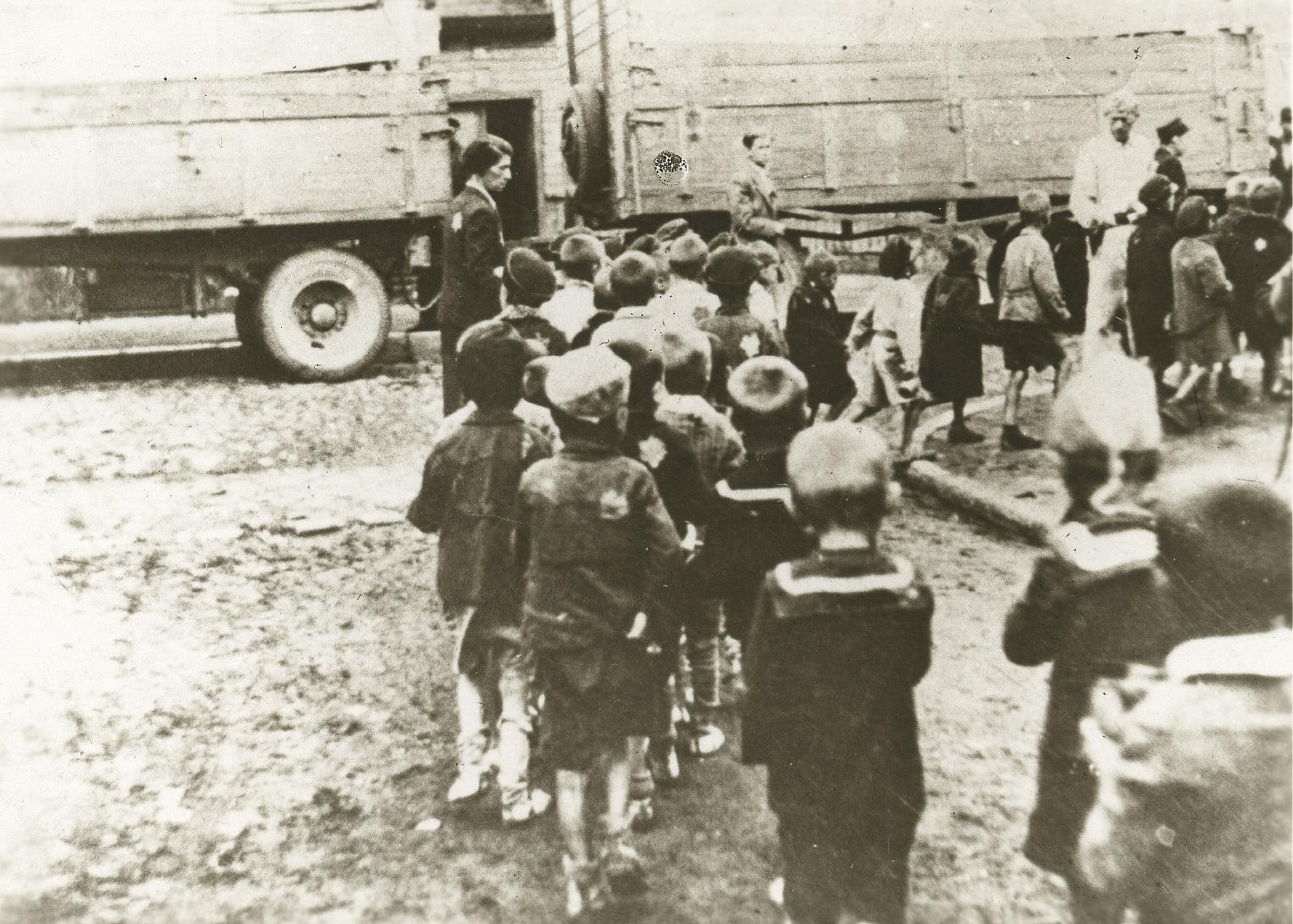 20 000 enfants juifs refusés par les USA