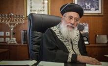 L'Espagne naturalise l'ex Grand Rabbin d'Israël Shlomo Amar