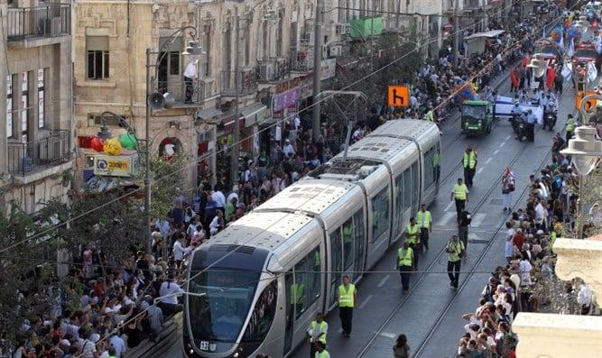 Nouvel attentat évité dans le tram de Jérusalem