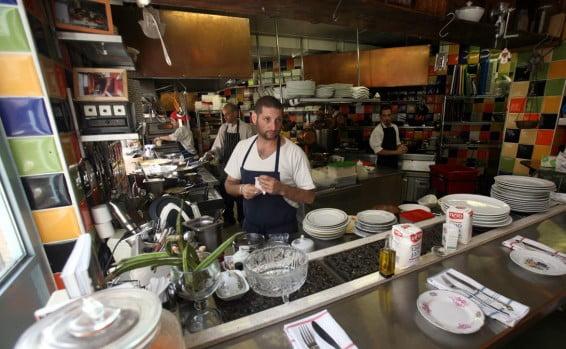 5 restaurants israéliens sur la liste du Conde Nast Traveler