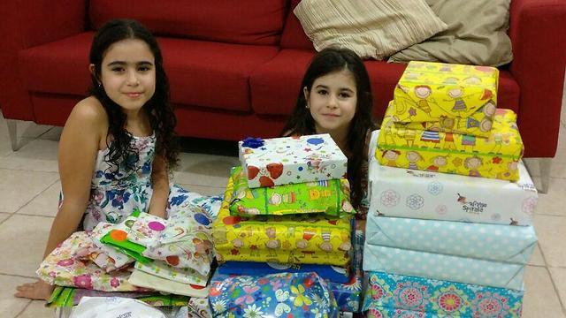 Solidarité : une élève de CP donne ses cadeaux d'anniversaire à des enfants nécessiteux