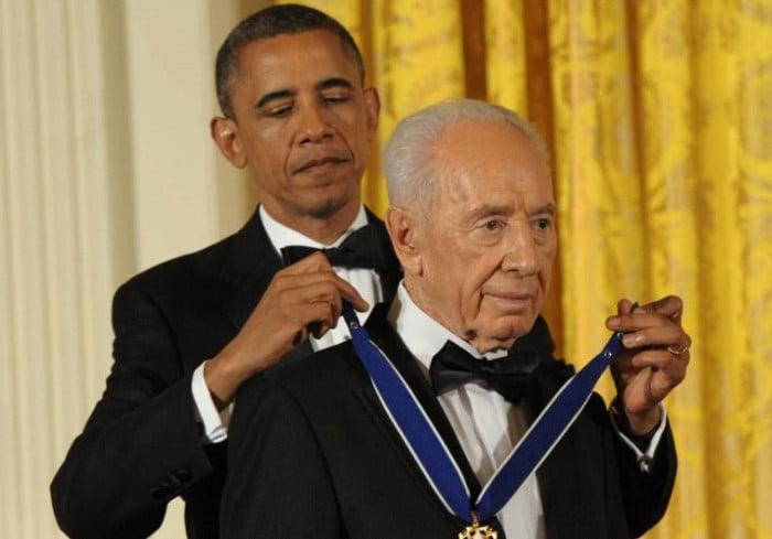 Barack Obama attendu aux funérailles de Shimon Peres vendredi