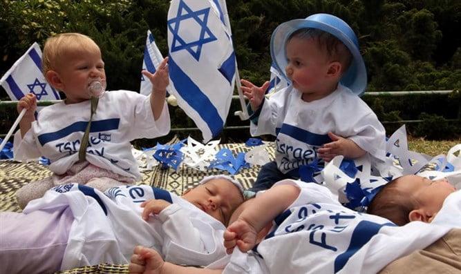 L'heure est au bilan : 213 913 nouveaux israéliens recensés cette année