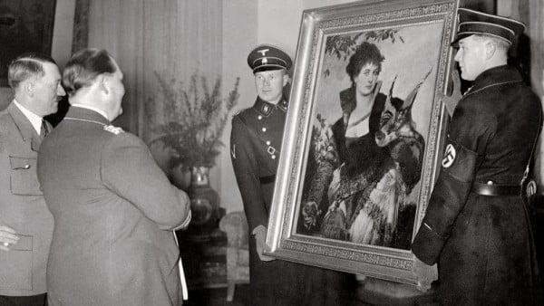 Des millions d'oeuvres d'art spoliées par les nazis