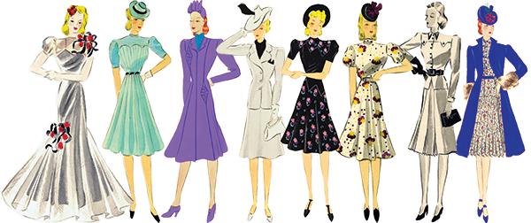 Exposition aux Etats Unis des robes d'une couturière disparue dans la Shoah