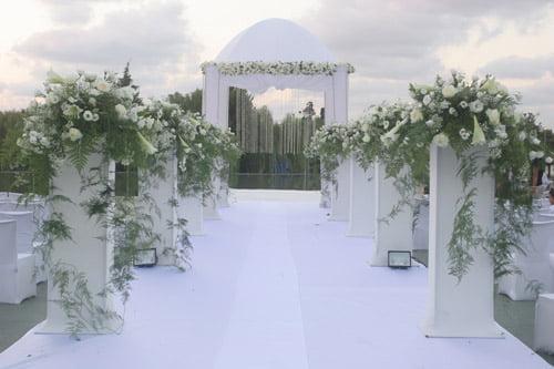 Un mariage juif orthodoxe à Séoul