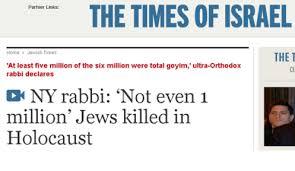 Négation du nombres de victimes de la Shoah