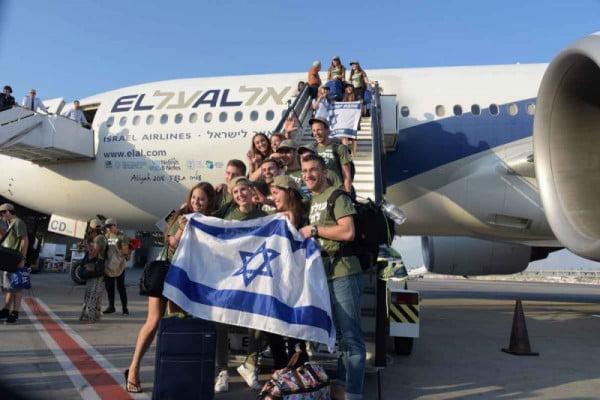 26 990 Juifs ont choisi d'émigrer en Israël cette année