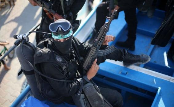 Gaza: un homme accusé d'avoir fourni des équipements de plongée au Hamas